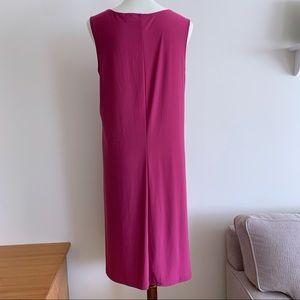 Attitudes by Renee Dresses - Attitudes by Renee Sleeveless Pink Dress